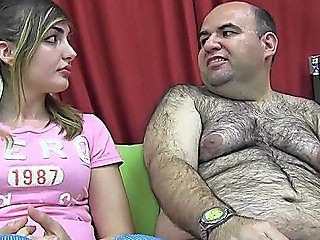 Puta Locura Busty Sweet Teen Takes Her First Bukkake Vporn Com