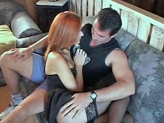 Lucky Stud Gets Head From A Stunning Tranny Tranny Porn 3a